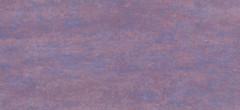 Фото Inter Cerama плитка настенная METALICO фиолетовая 23x50