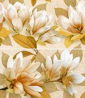 Фото Inter Cerama декор-панно SAFARI 031-1 40x46 (комплект 2 шт)