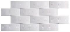 Codicer 95 плитка настенная Pagoda Blanco 24x49