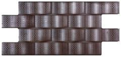 Codicer 95 плитка настенная Pagoda Steel Luxor 24x49