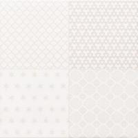 Фото Cristal Ceramica плитка напольная Retro Blanco 45x45