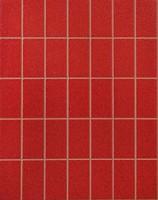TAU Ceramica плитка мозаичная Fiber Rojo 31.5x45