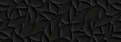 Фото Porcelanosa плитка настенная Marmi Deco Negro 31.6x90 (P3470596)