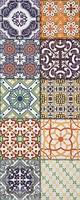 Атем плитка настенная Izmir Sote Color 20x50 (16800)
