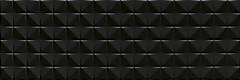 Roca плитка настенная CALYPSO B&W SUITE CUBES NEGRO 30x90.2