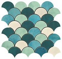 Imola мозаика Mk.Shades 2 Mix 30x30