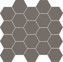 Tubadzin мозаика All in White Grey 28.2x30.6
