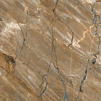 Фото Inter Cerama плитка напольная CAESAR темно-коричневая 43x43