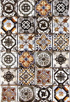 Argenta плитка мозаичная Novum Multicolor 25x40