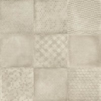 Фото Cisa плитка напольная Materia Cementine Mix Bianco 50x50