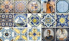Monopole Ceramica плитка настенная Antique Mate 20x20