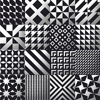 Керамин декор Фристайл 5 20x20