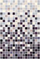 Керамин плитка мозаичная Гламур 4С микс 27.5x40