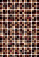 Керамин плитка мозаичная Гламур 3Т 27.5x40