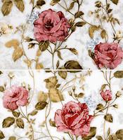 Фото Inter Cerama декор-панно BRINA 40x46 (комплект 2 шт)