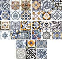Elfos Ceramica плитка настенная Andaluz 25x36.5