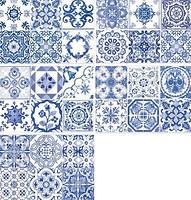 Фото Elfos Ceramica плитка настенная Valenciano 25x36.5