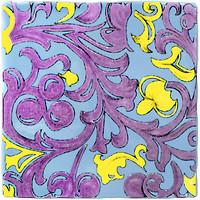 Атем декор Bonny Majolica Mix BLC 20x20 (17269)