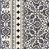 Realonda грес (керамогранит) декор Orly Cenefa Deco 44x44