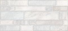 Inter Cerama плитка настенная Metro светло-серая 23x50 (235059071)