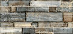 Inter Cerama плитка настенная Verso темно-серая 23x50 (2350134072)