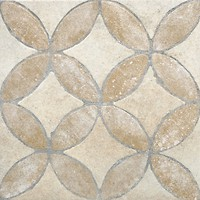 TAU Ceramica грес (керамогранит) декор Albaicin Decor Blanco 45x45