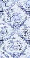TAU Ceramica плитка настенная Campagne Paysage Azul 31.6x60