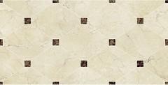 Фото Navarti плитка настенная Crema Marfil Crown Marfil 25x50