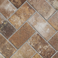 Rondine Group грес (керамогранит) London Brick Sunset 13x25 (J85943)