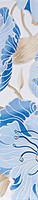 Керамин фриз Эквилибрио 2 6.2x30