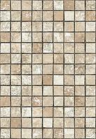Керамин плитка мозаичная Романа 3 27.5x40