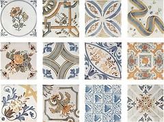 Fabresa плитка настенная Triana Buleria Pack 15x15