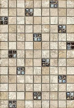 Фото Керамин плитка мозаичная Романа 27.5x40