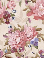 Golden Tile плитка настенная Troyanda Flowers 25x33 (601061)