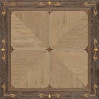 Фото Golden Tile грес (керамогранит) Valencia коричневый 40x40 (1А7870)
