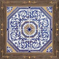 Фото Golden Tile грес (керамогранит) Valencia Mix 40x40 (1АБ870)