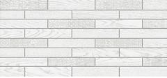 Фото Inter Cerama декор Experience серый 23x50 (Д146071)
