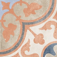 Golden Tile декор Ethno 4 микс 18.6x18.6 (Н8Б040)
