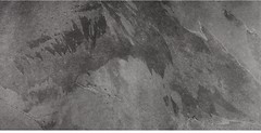 Pamesa грес (керамогранит) K-Slate Grafito 37.5x75