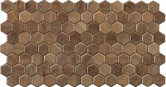 Фото Porcelanosa плитка мозаичная Forest Chelsea Camel 31.6x59.2 (P3219289)
