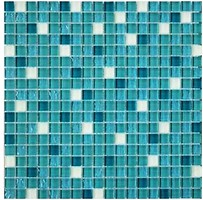 Фото Grand Kerama мозаика стеклянная Микс 2082 30x30