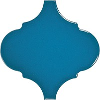 Equipe Ceramicas плитка настенная Scale Alhambra Electric Blue 12x12