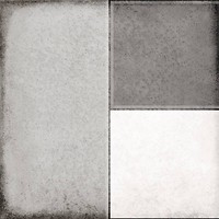 Фото Equipe Ceramicas набор декоров Vestige Tangram Cool Grey 13.2x13.2