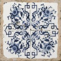 Фото Cristal Ceramica грес (керамогранит) декор Aneto Decor Beige 33.3x33.3