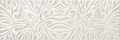 Фото Cristal Ceramica декор Megan Decor Folie Silver 20x60