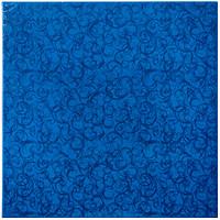 Фото Inter Cerama плитка напольная BRINA темно-синяя 35x35