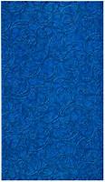 Фото Inter Cerama плитка настенная BRINA темно-синяя 23x40