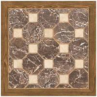 Cristal Ceramica грес (керамогранит) Castell Marron 45x45