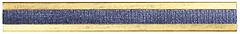 Aparici фриз Tailor Tweed Blue Lista 3x20