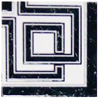 Realonda угол Carrara Taco 15x15